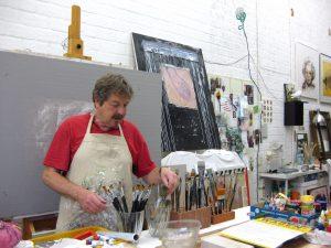 Abstracte Schilderijen kopen Jaap Drost